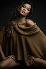 Vanessa (isayx3) Tags: vanessa test brown ford fashion paul sweater los model nikon angeles einstein models tan 85mm buff nikkor tones ufc hanson plm d800 onelight fashiontest strobist plainjoe vanessahanson isayx3 plainjoestudios plainjoephotoblogcom isayx octagongirls