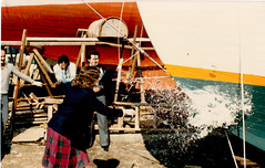 Il Varo e le prime miglia 1981 (LiscaBianca) Tags: varo porticello liscabianca
