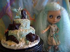 Candy's Birthday Cake!
