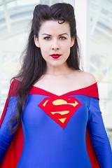 San Diego Comic-Con 2015 (austinspace) Tags: california summer portrait woman sandiego cosplay superman convention comiccon lex luthor 2015 genderbent