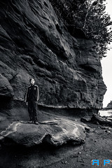 The Boy at Burntcoat Head BnW (Rodney Hickey Photography) Tags: ocean sea portrait canada water photoshop landscape bedford island nikon novascotia floor head ns tide adobe portraiture bayoffundy nikkor halifax dartmouth sackville lightroom adobecs nikkorlens burntcoat rhp lowersackville d610 highesttides burntcoathead adobecreativesuite d7100 middlesackville rodneyhickey wwwrhdsca httpwwwrhdsca rodneyhickeyphotographyanddesign rodneyhickeyphotography