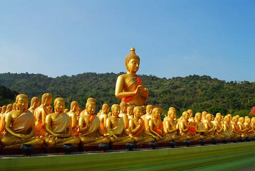 Buddha Makha Bucha Park 2600 Year