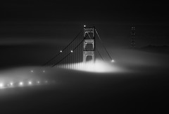 Winter of  2 0 1 1 (Andrew Louie Photography) Tags: bridge winter fog photography golden gate san francisco andrew louie epic 2011