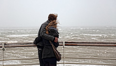 "Couple in the storm • <a style=""font-size:0.8em;"" href=""http://www.flickr.com/photos/45090765@N05/30761568204/"" target=""_blank"">View on Flickr</a>"