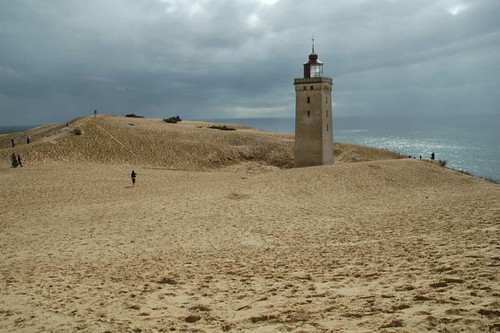 Abandoned lighthouse - Rubjerg Knude - 2008(2)