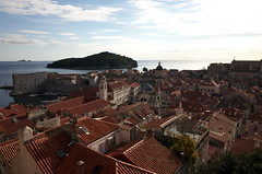 The roofs of the old core_Dubrovnik (Koprek) Tags: dubrovnik ricoh gr walls
