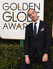 Frazer Harrison arrives at the 74th annual Golden Globe Awards, January 8, 2017, at the Beverly Hilton Hotel in Beverly Hills, California. (Photo VALERIE MACON/AFP/Getty Images)