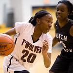 WKHS Girls Var Basketball vs. DFHS 1.10.17