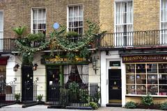 Sherlock Holmes Museum (John A King) Tags: sherlock holmes museum baker street