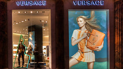 Versace at the Forum Shops (Motel George) Tags: theforumshops forumshopscaesarspalace louis louisvuitton vuitton logosvg