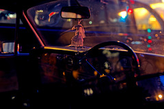 (Koyuki91) Tags: car night paris rollsroyce squelette skeleton