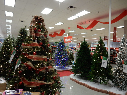 Sears Christmas Trees   Garden City, Kansas