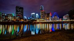 AustinNights_162 (allen ramlow) Tags: city urban skyline cityscape night long exposure austin texas sony a6500 buildings lights