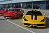 Ferrari 458 Speciale (CA Photography2012) Tags: passione ferrari silverstone 2016 event show prancing horse supercar italian ca photography automotive exotic car spotting gt grand tourer rj14jdx jez6016 458 speciale 575m maranello v12 v8 giallo fly modena rosso corsa red yellow