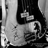 The Clash - Paul Simonon's bass (Nanouf1973) Tags: bass theclash punk music simonon paul guitar clash london