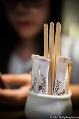 JPXT3098 (Yobib) Tags: fujifilmxf35mmf2 fujifilmxt1 dubaifountain thedubaimall pappa roti coffee stirrer sugar