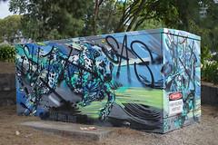 (th3butcherofbilbao) Tags: melbourne street art leica cruel