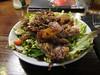 Saturday, 31st, Crispy Duck Salad IMG_1418 (tomylees) Tags: saturday 31st december 2016 braintree essex freeport tgifridays duck salad crispy