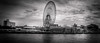 Tempozan Ferris Wheel - Osaka Japan (Gerald Ow) Tags: tempozan ferris wheel osakabay osaka japan santa maria cruise fe 2470mm f28mm gm g master sony a7rii a7r2 ilce7rm2 geraldow black white bw cloud kaiyukan flickr ngc