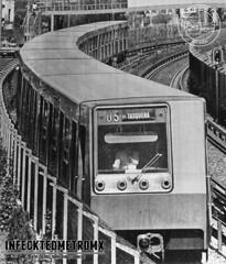 Alsthom MP-68 L-2 años 70,s (infecktedmetromx) Tags: alsthom alsthomcimt alstom mp68 stc subway stcmetro cddemexico df ciudaddemexico metro mexico metrodelaciudaddemexico l2 vintage cdmx