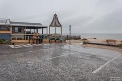 This point is called Sunset Beach, but not today (kucheryavchik) Tags: america atlantic capemay east eastcoast nj newjersey usa coast ocean roadtrip roadtrip2016 unitedstates us