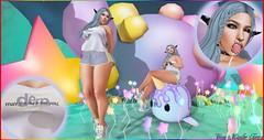 Viva la Derp (Vervane Tammas) Tags: fashion elf fun blog sassy sass kawaii secondlife sexy silly littlefish bang bananan hot sweet bright powderpack truth vervanemistwalker