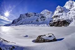 Terra Nova (pauldunn52) Tags: loch toll an lochain teallach north west scotland sun snow frozen