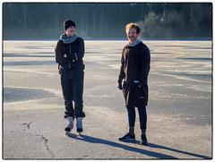 O&L 21.01.2017 (Krogen) Tags: norge norway norwegen akershus romerike ullensaker nordbytjernet krogen vinter winter januar january olympusomd