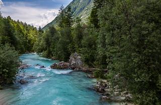 Slovenia / Slowenien: Soča