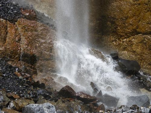 Szétporladó vízpára