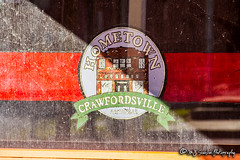 Main Street | Crawfordsville, Arkansas (M.J. Scanlon) Tags: crawfordsville arkansas rural small town main street tiny scanlon canon 7d wow sunny outdoor outdoors structure building brick nostalgic delta low population dying artistic different you looking