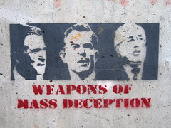 Weapons of Mass Deception - by Broken Simulacra