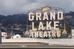 grand lake sign (1600 Squirrels) Tags: california usa sign geotagged oakland photo lenstagged 300d lakemerritt 1600squirrels drebel eastbay sfbayarea nocal alamedacounty 3x2 grandlaketheater canon70300f456 geo:lat=3780875 geo:lon=1222505