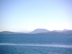 Tasman Bridge from KY Aeroplane