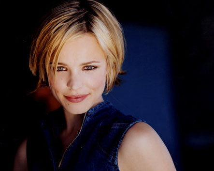 short blonde hair bangs. rachel mcadams short blonde hair (photo)