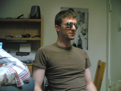 Those glasses are amazing (milanocookiez) Tags: nokia6630