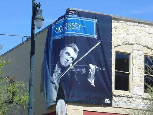 Morrissey in AUSTIN, TX?