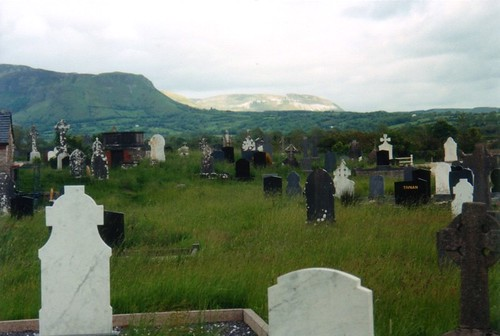 Drumcliffe churchyard