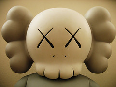 KAWS Companion-5 Years Later Light (Drew from the Slope) Tags: macro toy toys secret kaws urbanvinyl base jurevicius