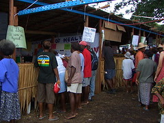 2005 trade show in Honiara (heichemz) Tags: pics hi5