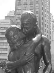 City Kiss (Mellagi) Tags: brazil brasil kiss gesicht saopaulo beijo sopaulo faz faceta mellagi
