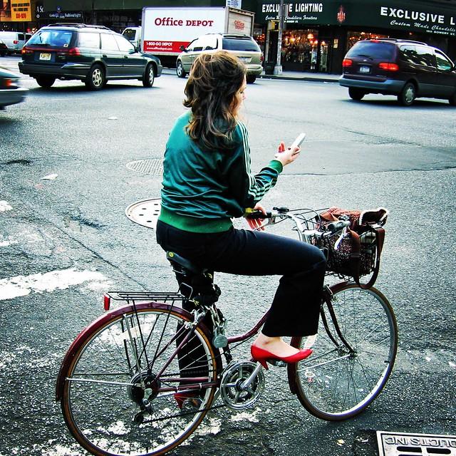 Grand Street: Texting 3