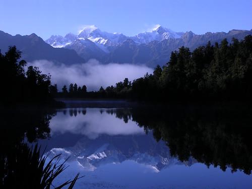 New Zealand 213 by David Lampert