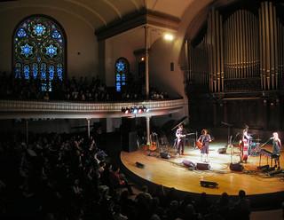 Sarah Harmer at Alix Goolden Hall