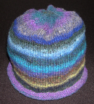 Roll Brim Hat #2