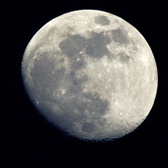 April Moon, '06 (hedshot) Tags: moon mike michael satellite craters top20moonshots moonscape maninthemoon 900mm meteorimpact nikonstunninggallery mikerawling michaelrawling bymikerawling 200600mmf95ais