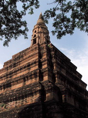Ayuttaya-01 (dol2519) Tags: color asian temple pagoda asia 666 east southern architect thai wat asean mamak ibn ayuttaya asem afta  5photosaday  dol2519 earthasia sigree sigreebinmamak