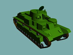 T-28 Finished Front (AlexM) Tags: