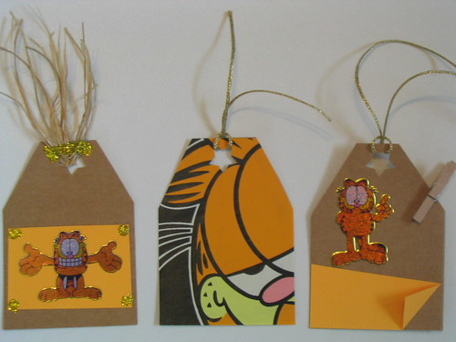 Garfield tags