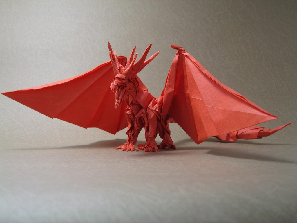 Dragon by Kamiya Satoshi